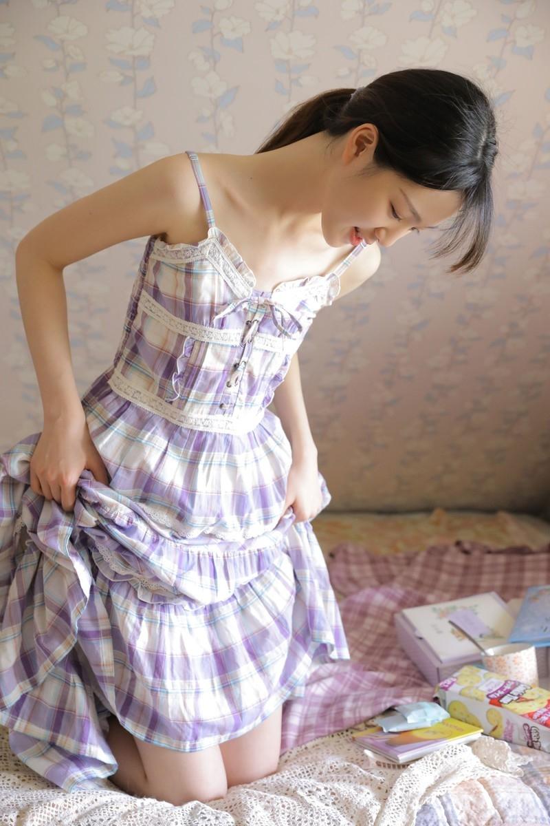 高挑长腿美女尤物性感福利写真