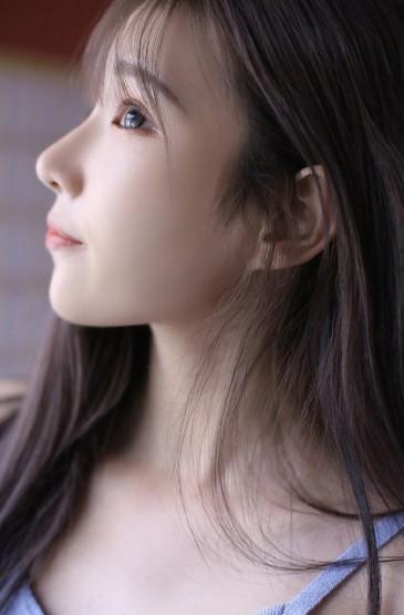 高颜值美女模特极致诱惑写真