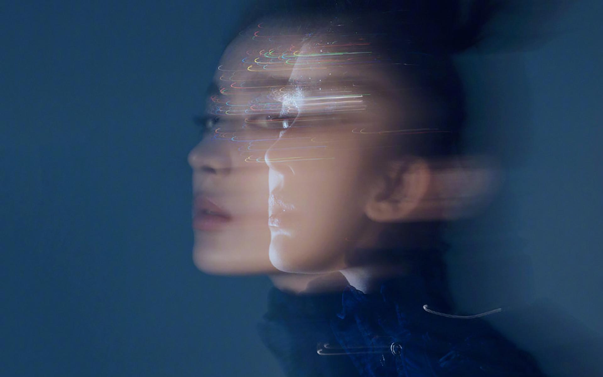 古力娜扎时尚杂志柔软姿态写真图片壁纸