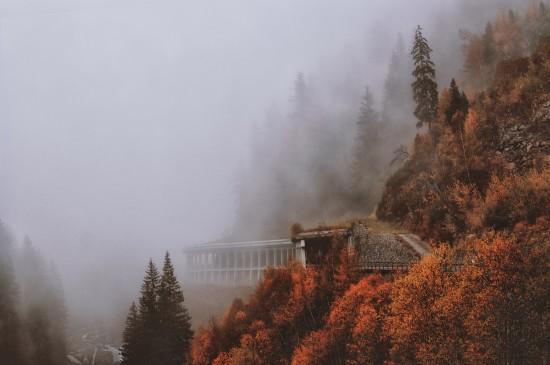 唯美秋季风光图片电脑壁纸
