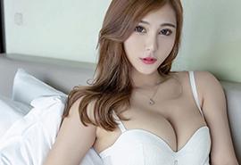 白嫩巨乳内衣美女私房性感大胸诱惑写真桌面壁纸