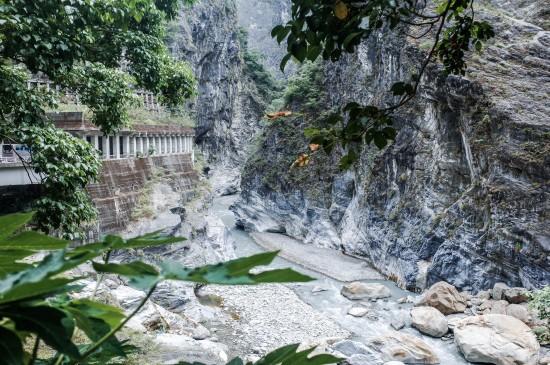 台湾太鲁阁国家公园风景