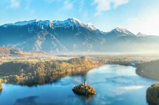 自然山水风景高清桌面壁纸