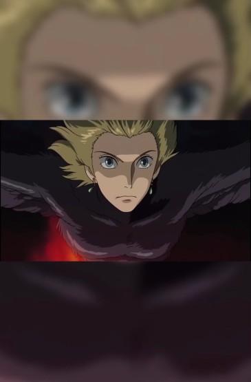 宫崎骏唯美动漫插画图片