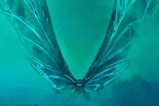 <《哥斯拉2:怪兽之王》个性壁纸图片