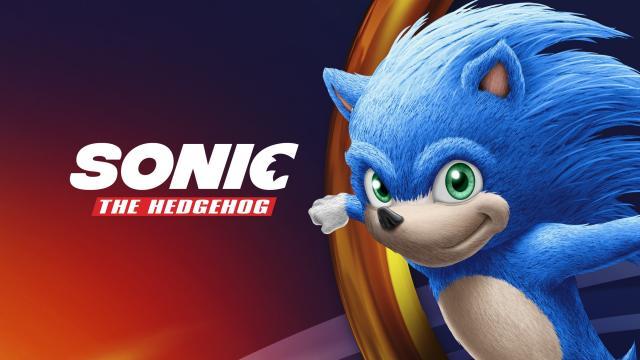 刺猬索尼克 Sonic the H