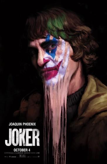 《小丑》全新海报图片