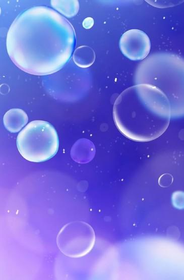 炫麗唯美的氣球圖片手機