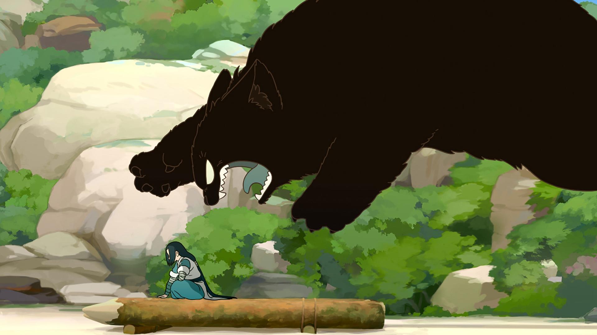 动画电影《罗小黑战记》桌面图片