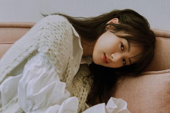 袁冰妍时尚杂志写真图片