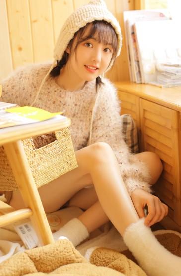 靈氣美女長腿誘人私房圖片