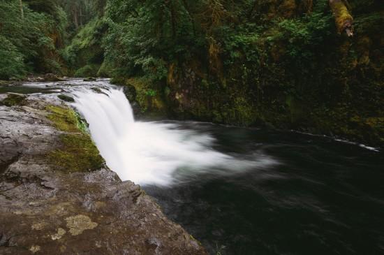森林小溪唯美风景电脑壁纸