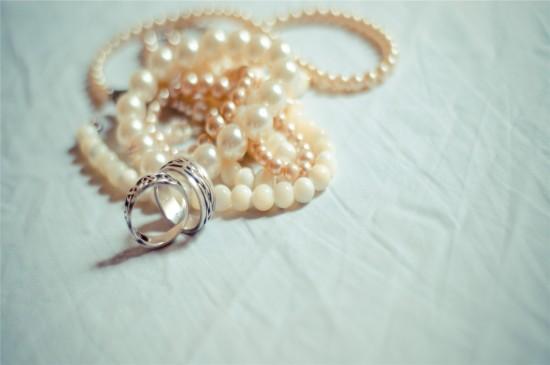 精美项链首饰高清桌面壁纸