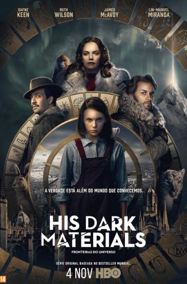 <《黑暗物質三部曲》第一季預告海報圖片