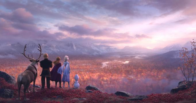 冰雪奇緣2 Frozen II (2