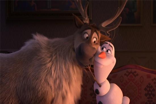 《冰雪奇緣2》唯美劇照