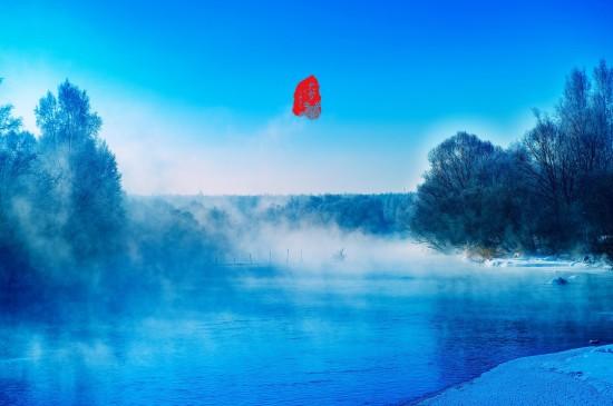 二十四节气大雪高清桌面壁纸