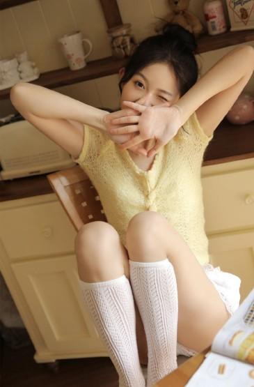 <絲襪美女尤物性感美女圖片寫真