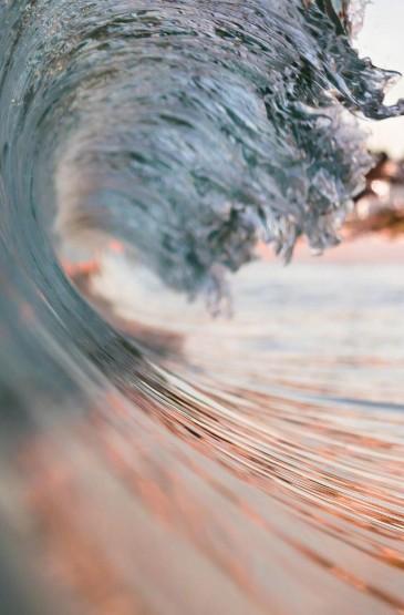 蔚蓝大海景色高清手机壁纸