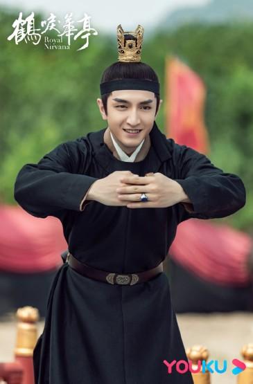 電視劇《鶴唳華亭》最新劇照圖片