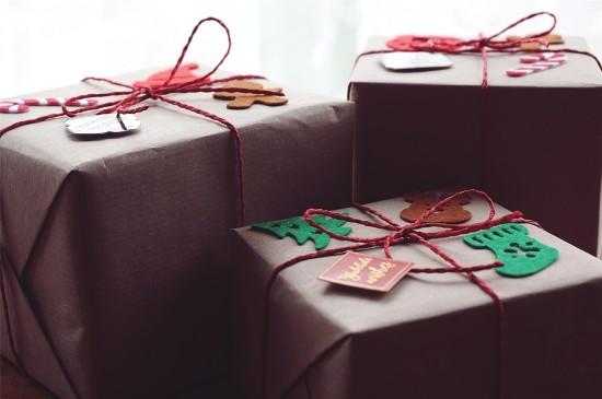 圣誕禮物創意高清桌面壁