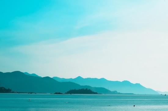 <海洋风景唯美高清桌面壁纸