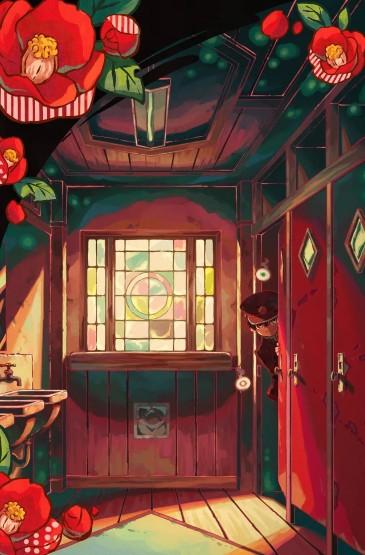 动画《地缚少年花子君》图片