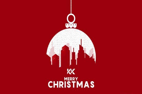 圣誕節唯美圖片桌面壁紙