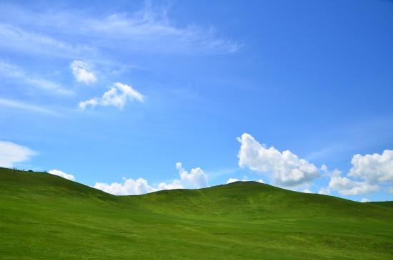呼侖貝爾大草原唯美風景