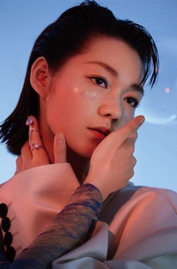 <段奧娟優雅時尚寫真圖片