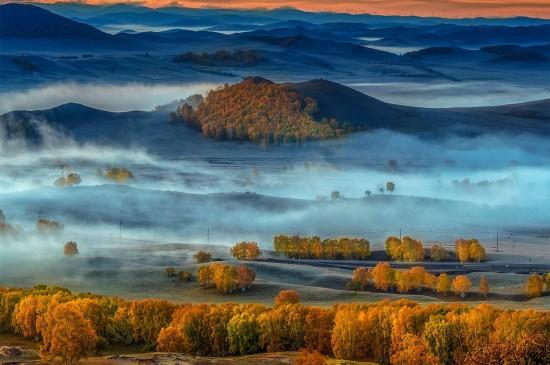 唯美大自然美景高清桌面