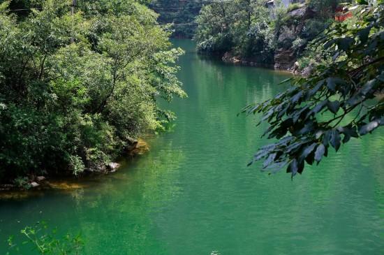 平谷京东大峡谷风景图片桌面壁纸
