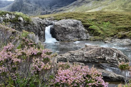 苏格兰优美风光美景图片