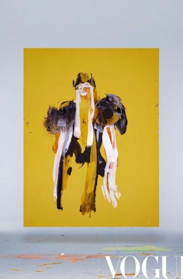 李宇春《Vogue》杂志写真图片