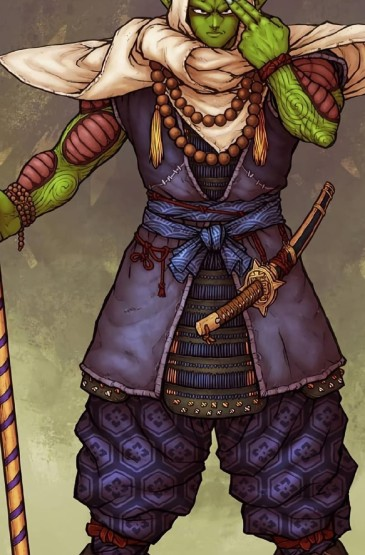 七龙珠武士画风高清手机