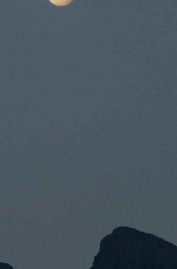 唯美月亮风景高清手机壁