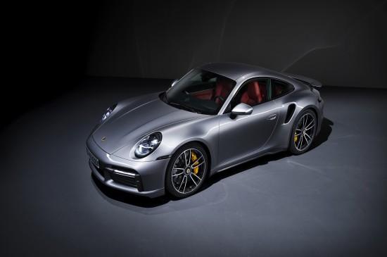 Porsche 911 Turbo S汽