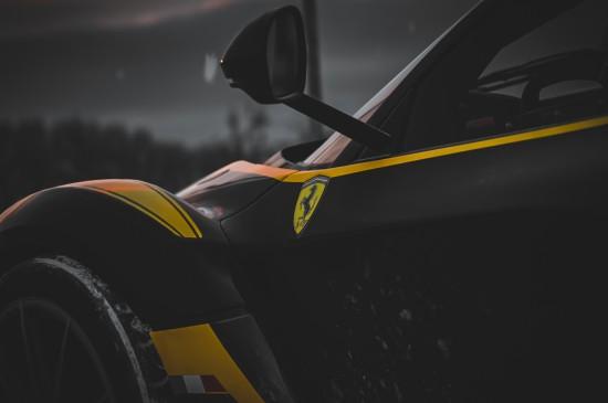 法拉利FXX K汽车壁纸图