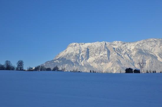 <奥地利基茨比厄尔山风景桌面壁纸