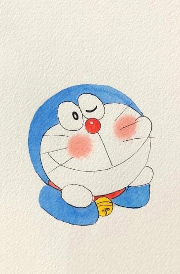 哆啦A梦蓝胖子高清手机壁纸
