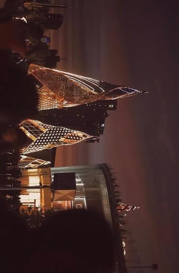 唯美夜景城市风光摄影手机壁纸 第二辑