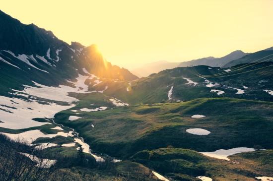 德国巴伐利亚唯美风景桌面壁纸