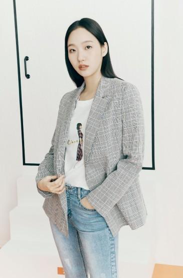 金高银时尚杂志写真图片
