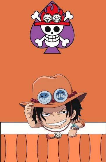 海賊王卡通動漫可愛高清
