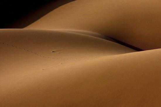 <沙漠唯美自然风光高清桌面壁纸
