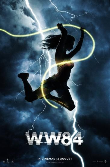 《神奇女侠2》艺术海报图片