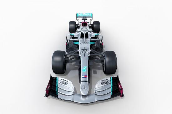 梅賽德斯F1汽車桌面壁紙圖片