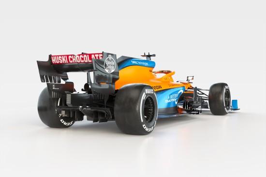 邁凱倫Formula 1汽車桌面壁紙圖片