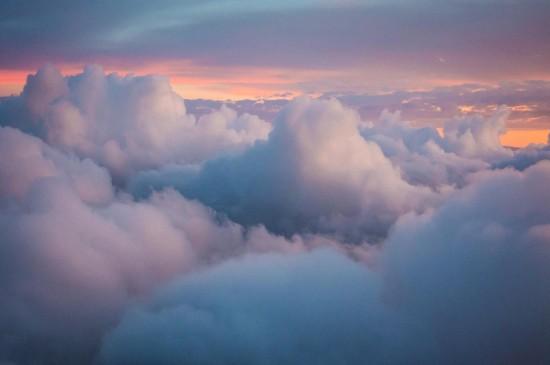 唯美云海风景高清桌面壁