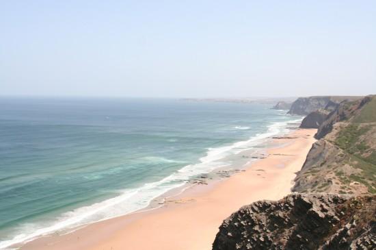 <葡萄牙阿尔加维自然风光桌面壁纸